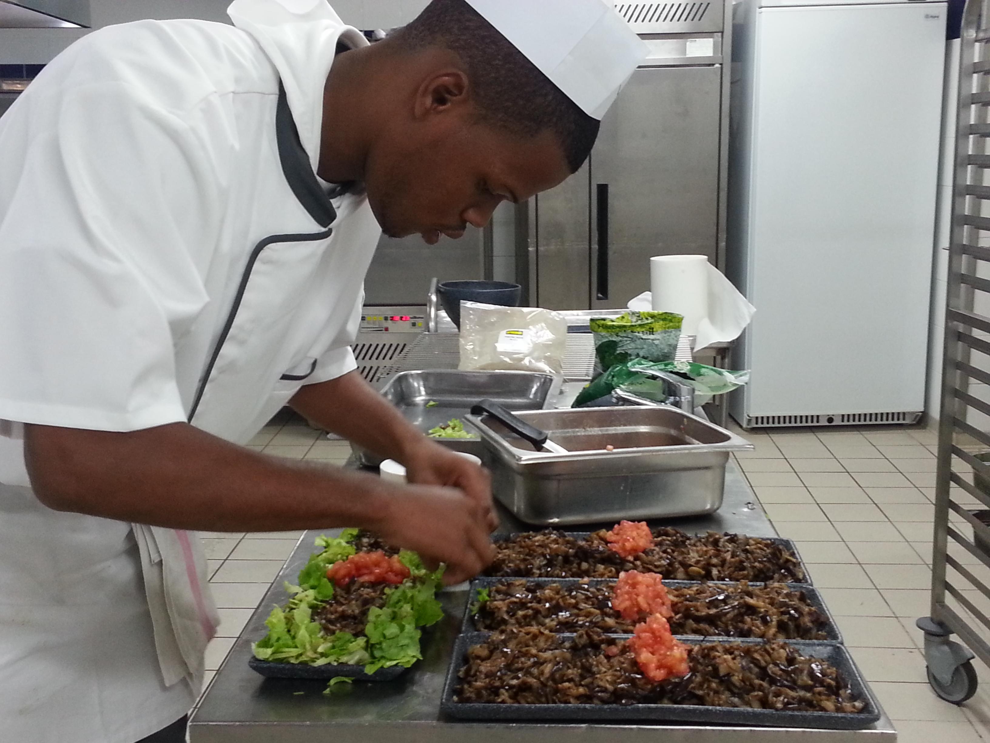 Un master chef aux villages clubs du soleil le blog for Soleil en cuisine