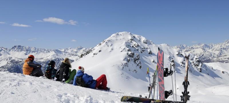 3 domaines skiables des Alpes du Sud