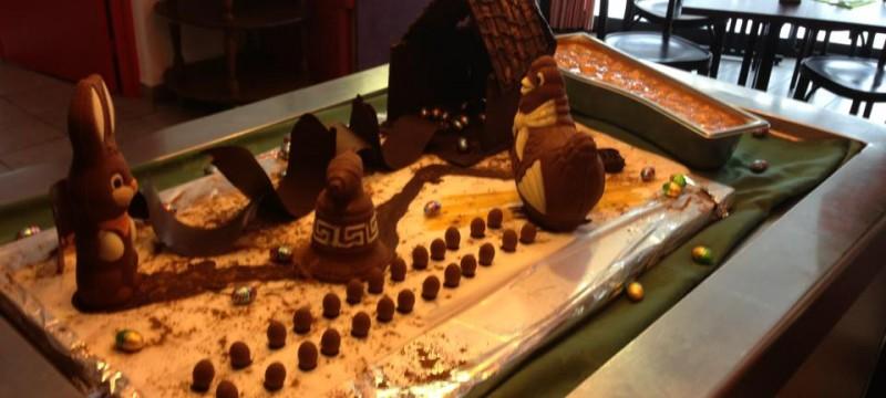 Autour du chocolat…