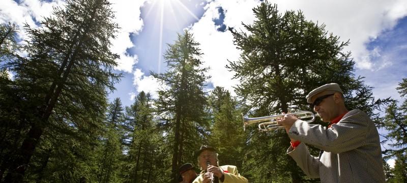 Les festivals d'été à la montagne