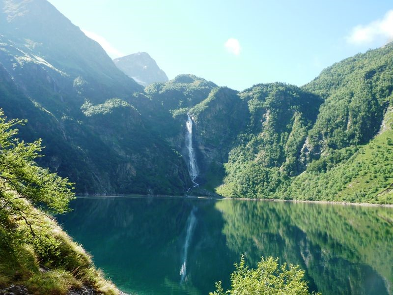 lac d'Oo, superbagneres, les pyrenées