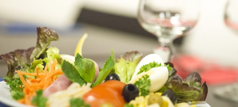 Dans l'assiette avec Stéphanie, chef de cuisine a Flaine !