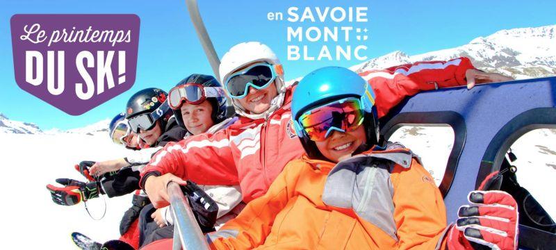 Le Printemps du Ski en Savoie Mont Blanc…. ce n'est pas que du ski !