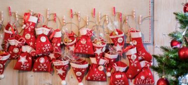 Calendrier de l'Avent : en attendant Noël !
