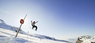 3 grands domaines skiables des Alpes du Nord
