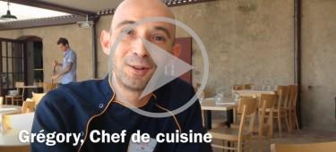Rencontre avec Gregory Baron, Chef de cuisine au Reverdi