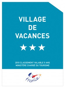 Plaque-VillageVacances1*V