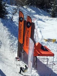 Ski test dynastar