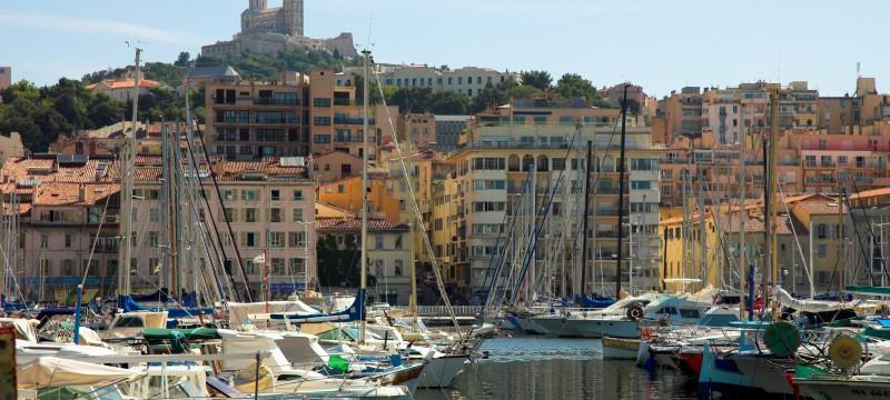 Marseille, nature et peinture