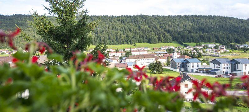Mes vacances green dans le Jura