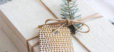 Fabriquer des cadeaux personnalisés, c'est tendance !