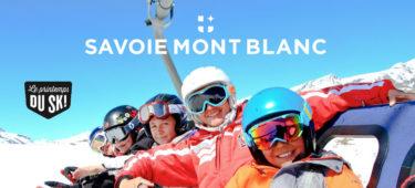 Savoie Mont Blanc fête Le Printemps du Ski dans les stations des Arcs et Valmorel