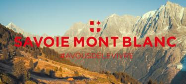 Cet été, que diriez-vous de vivre une aventure par jour en Savoie Mont Blanc ?